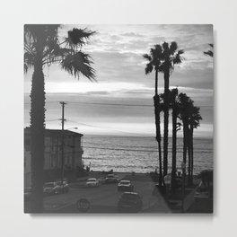 Classic Redondo Beach Metal Print