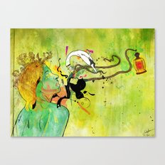 Shaping Desires Canvas Print