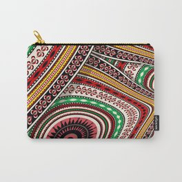 Tribal adventure Carry-All Pouch