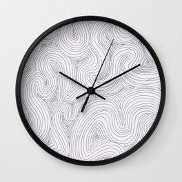 Bacterium Wall Clock