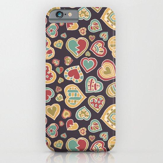I Heart Doodling iPhone & iPod Case