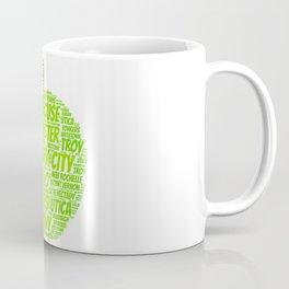 New York State Apple Coffee Mug