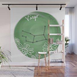 Virgo Wall Mural