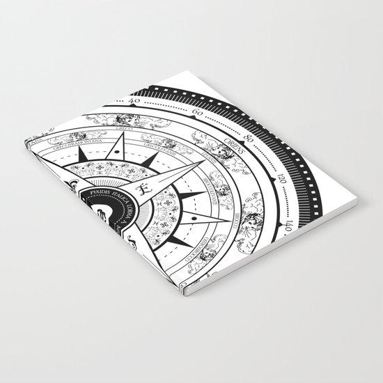 Compass Rose Notebook