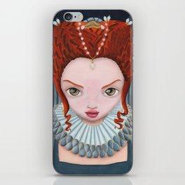 Elizabeth I iPhone Skin