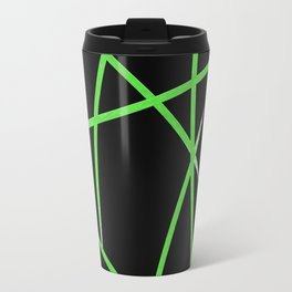 Blades of Grass Travel Mug