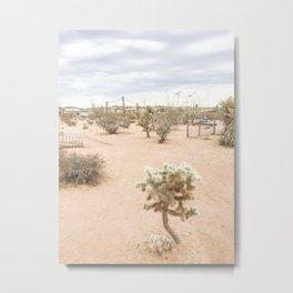 DESERT IV Metal Print