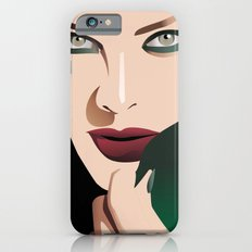 GIRL MAKE UP iPhone 6s Slim Case
