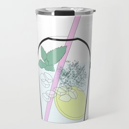Mojito Sprinkles Travel Mug