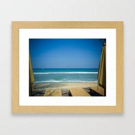 Lombok, Indonesia Framed Art Print