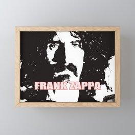 FRANK ZAPPA MIREL 10 Framed Mini Art Print