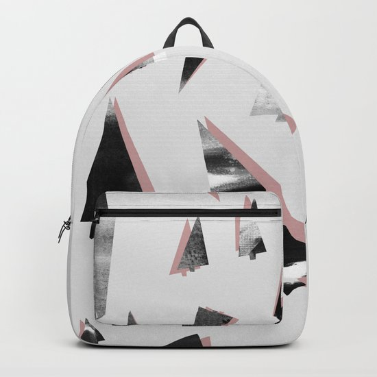 80s Trees Backpack