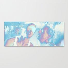 Minority Report Canvas Print