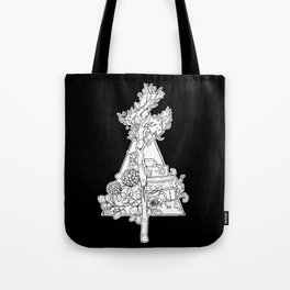 Plant Secrets: Mage Tote Bag