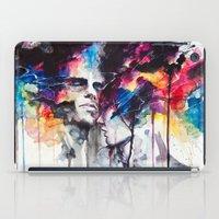 subway iPad Cases featuring la nostra infinita abnegazione  by agnes-cecile