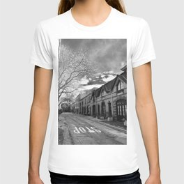 STOP For Brooklyn Heights Brownstone Love NYC T-shirt