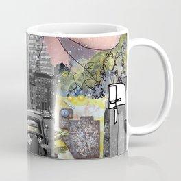 Expect Delays Coffee Mug