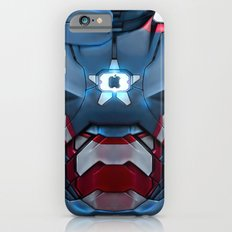 Iron/Patriot body armor. Slim Case iPhone 6