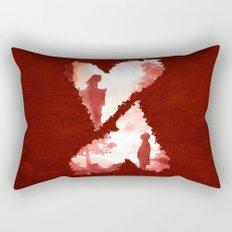 Secret Lovers Meet Rectangular Pillow