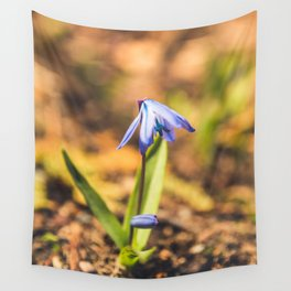 forget me not Wall Tapestry