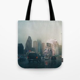 Traffic Jam Tote Bag