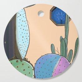 Cactus Lover Cutting Board