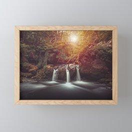Schiessentümpel Framed Mini Art Print