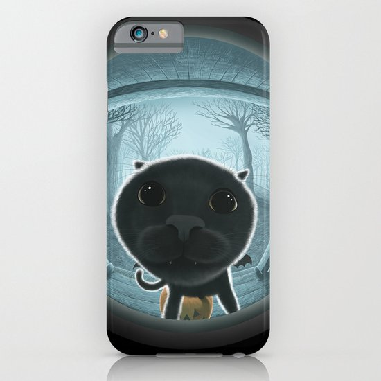 Trick or treat? iPhone & iPod Case