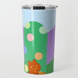 Honey Bear Travel Mug