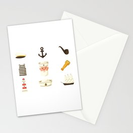 Seaman Essentials National Maritime Day Stationery Cards