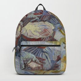 Red Cabbages and Onions Backpack