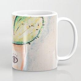 sweet cactus lady Coffee Mug