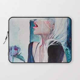 In Her Garden Laptop Sleeve