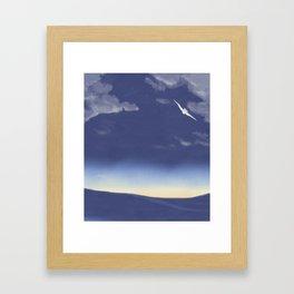 Before the dawn | Miharu Shirahata Framed Art Print