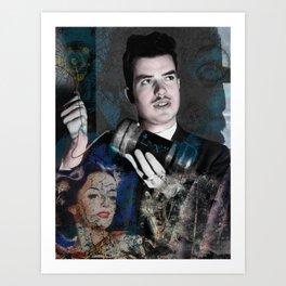Jack Parsons- Babylon Chaos Art Print