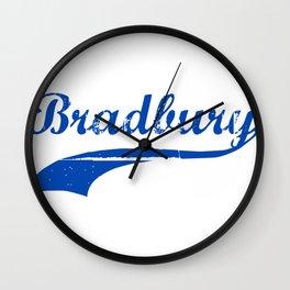 Team Bradbury Wall Clock