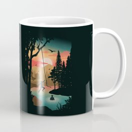 Swing Away Coffee Mug