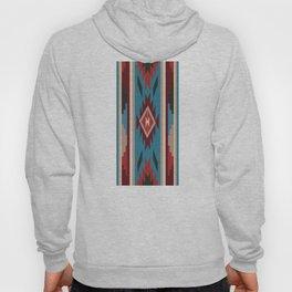 American Native Pattern No. 57 Hoody