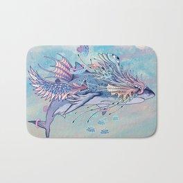 Journeying Spirit (Shark) Bath Mat