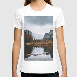 Autumn Reflections in Yosemite T-shirt