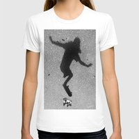 skate T-shirts featuring Skate by Keepcalmdude
