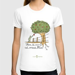 Plant With Purpose - There is no us versus them T-shirt