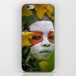 Suri Green iPhone Skin