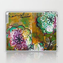 Cherish the Moment Laptop & iPad Skin