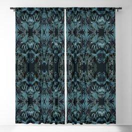 The Stone Garden- Decoupage Fantasy Blackout Curtain