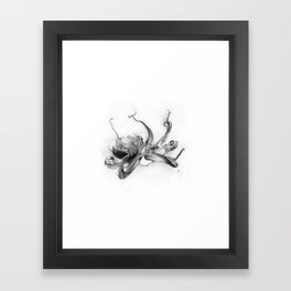 Pacific Octopus Framed Art Print
