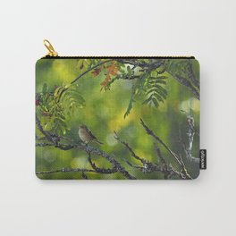 Fly-catching Carry-All Pouch