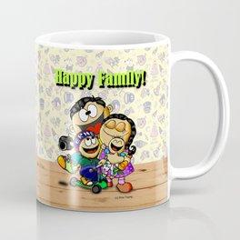 Happy Family! Coffee Mug