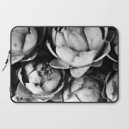 Artichokes, Food market, Groningen Laptop Sleeve