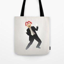 Manic Noid Tote Bag